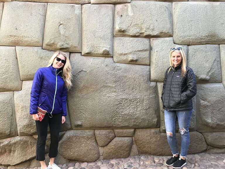 Twelve Angle Stone in Cusco