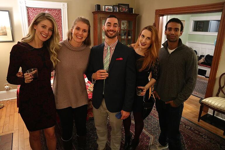 Casey and Jack's Engagement Party