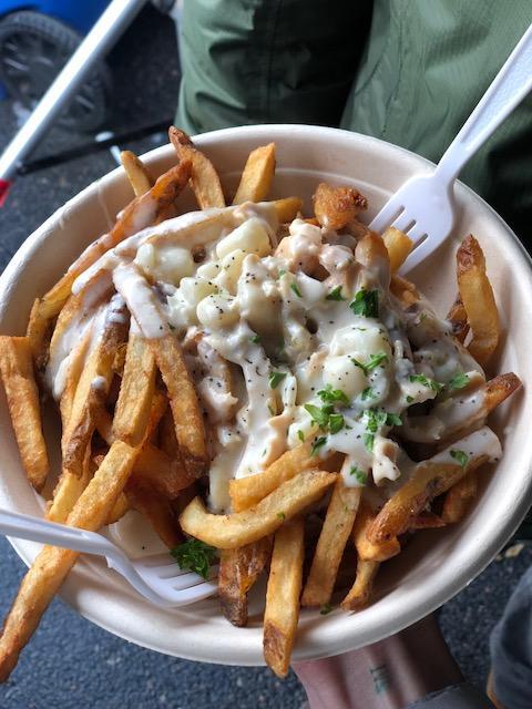Clam Chowder Fries